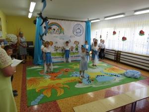 Publiczna Prezentacja Osiągnięć Przedszkola w zakresie Promocji Zdrowia i Wyniki Autoewaluacji