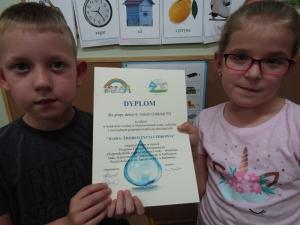 """Woda - źródło życia i zdrowia"""" - konkurs  wiedzy o wodzie"""