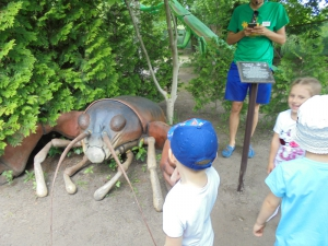 """Wycieczka do parku edukacyjno-rozrywkowego ,,mikrokosmos"""""""