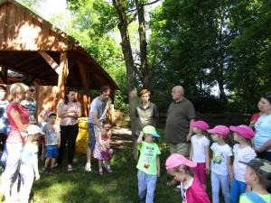 Piknik rodzinny w m. Podświerk