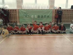 Mistrzostwa w Piłce Nożnej Przedszkolaków 2013