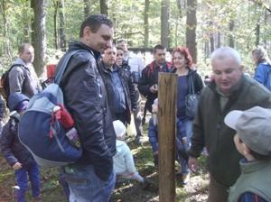 Wrześniowa wycieczka do lasu