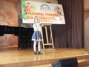 XXI Festiwal Piosenki dla Przedszkolaka