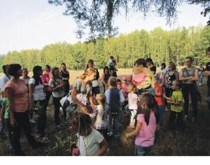 Piknik rodzinny Podświerk 2016